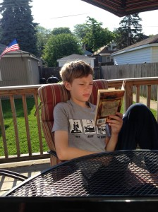 connor reading 2014