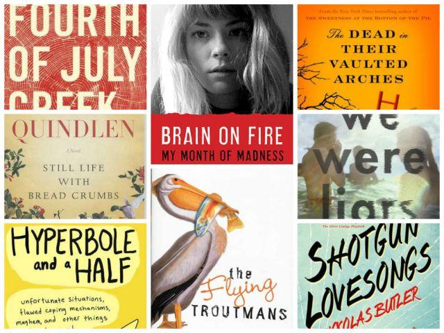 August 2014 books